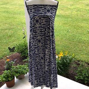 XL LuLaRoe Maxi Skirt